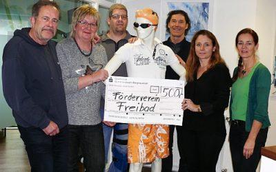 Dank an Gemeinschaftspraxis Frau Dr. Kislyuk / Herr Dr. Binner in Bergneustadt-Wiedenest