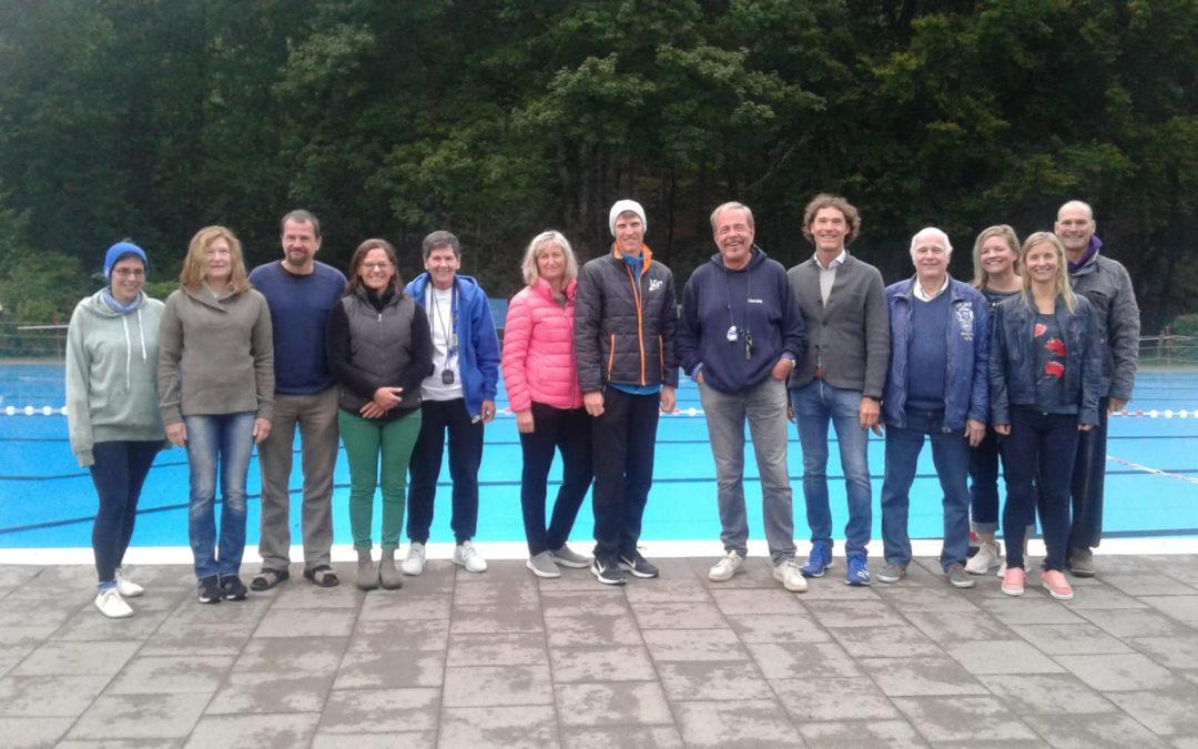 Saisonabschluss Langstreckenschwimmer ASC Gummersbach